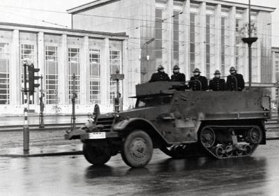 Gr ve de 60 61 et violences gouvernementales toudi for Ministre interieur 1960