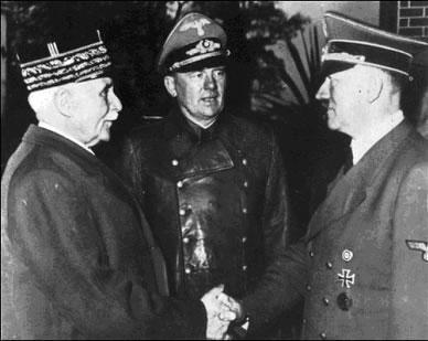 Rencontre montoire 24 octobre 1940