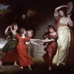 Children of Earl Gower (George Romney)