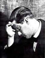 James Joyce par Man Ray en 1922, portrait d'un dissident...